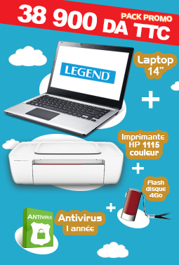 promotion laptop legend