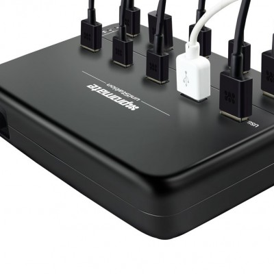 chargeur multi-port promate