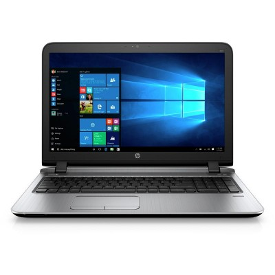 "SEE IMPORTANT *NOTES*. HP ProBook 450 G3 (15"", Asteroid, non-touch) with Windows 10 screen, Catalog, Center facing"