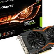 Gigabyte-Geforce Nvidea GTX1050-Ti Windforce 2OC