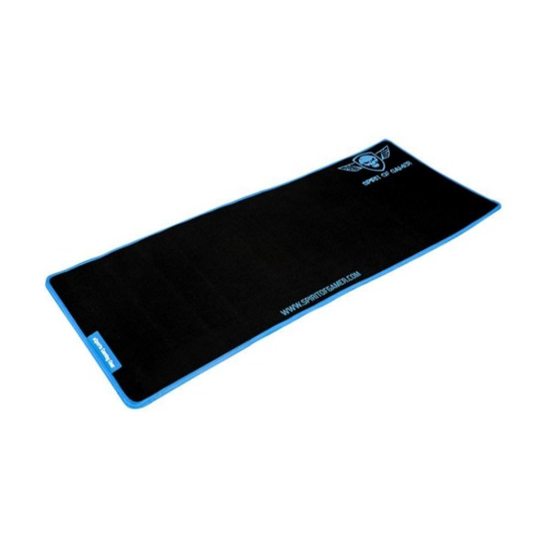 Tapis De Souris Spirit Of Gamer Bleu Skull Spirit Xxl